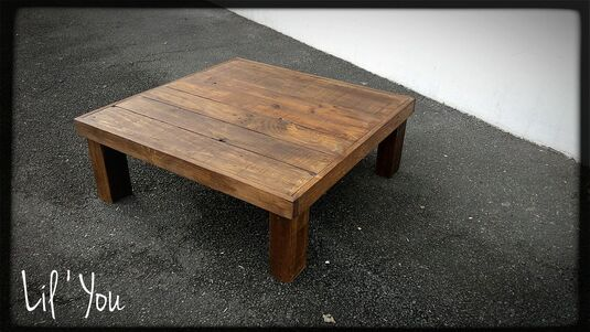 Table Basse Lil You